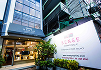 SENSE PROPERTY - YOUR TRUSTWORTHY BROKER IN THAILAND