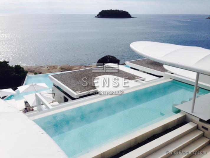 Modern Seaview 4 Bed for Rent and Sale in Phuket