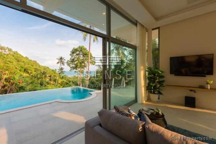 Gorgeous 3 Bed Villa for Sale in Koh Samui Lamai
