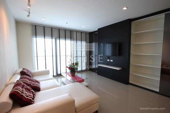 High Floor 2 Bedroom Unit For Rent At Noble Remix-Bangkok