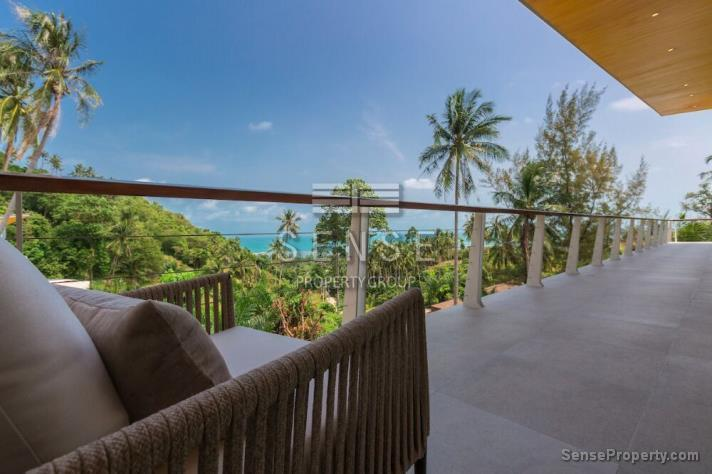 New 4 Bed Villa for Sale in Koh Samui Lamai